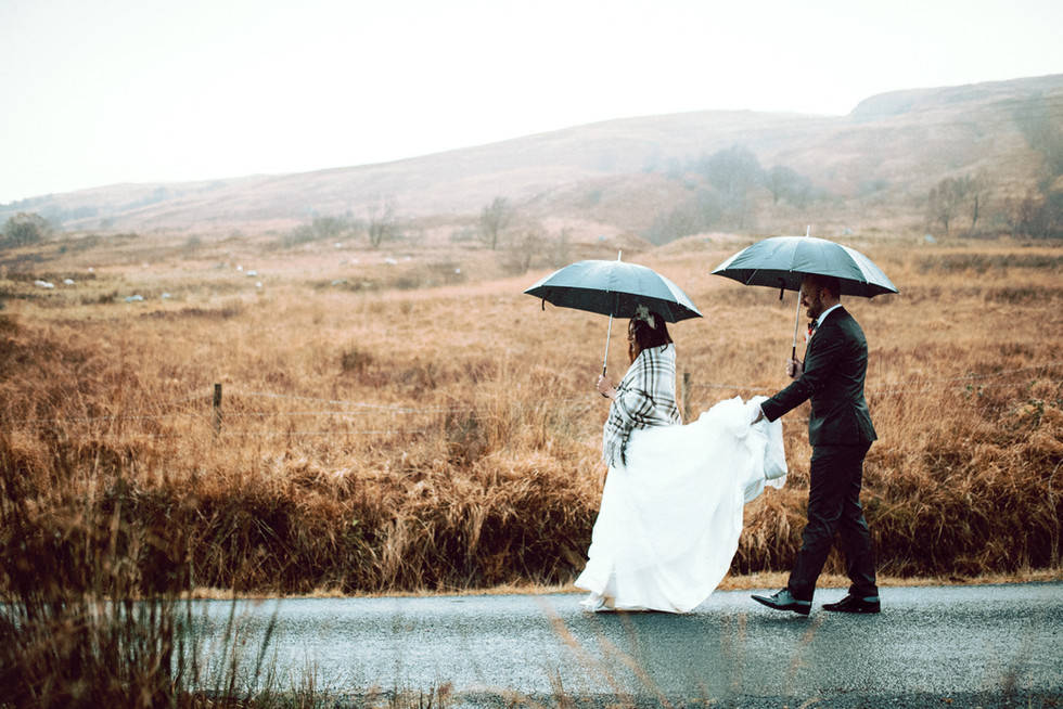 Scottish Elopement - Flossy & Dossy and Northern Aye and Wild Iris 25