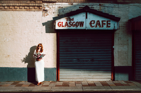 Glasgow Wedding Photograph