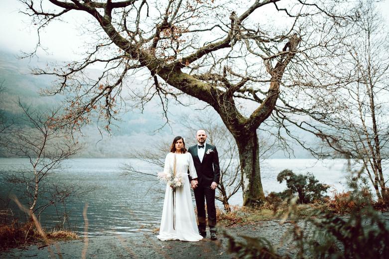 Scottish Elopement - Flossy & Dossy and Northern Aye and Wild Iris 13