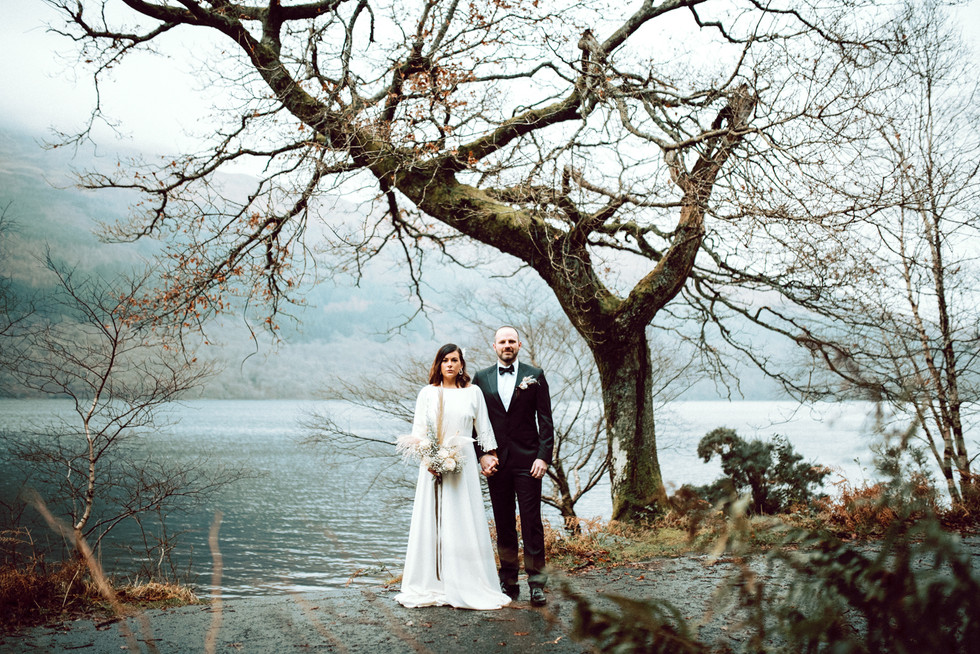 Scottish Elopement - Flossy & Dossy and Northern Aye and Wild Iris 13
