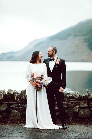 Scottish Elopement - Flossy & Dossy and Northern Aye and Wild Iris 8