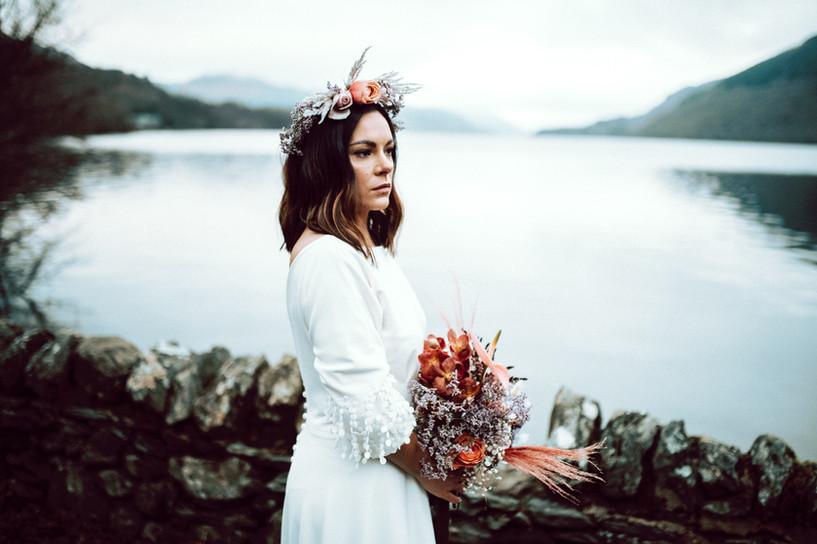 Scottish Elopement - Flossy & Dossy and Northern Aye and Wild Iris 10