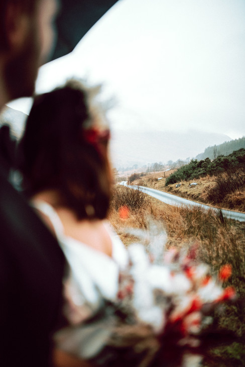 Scottish Elopement - Flossy & Dossy and Northern Aye and Wild Iris 27