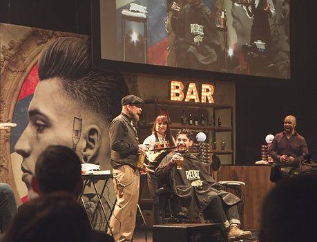 Carnaval de Québec Compétition de barbier Schorem