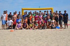 LATHC to host 16th Annual SoCal Beach Handball Tournament