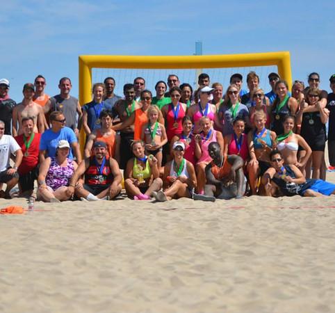 LATHC to host 17th Annual SoCal Beach Handball Tournament