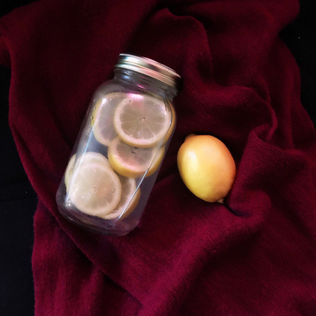 Let Your Lemons Make Way For You