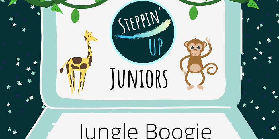 Steppin' UP Juniors - Jungle Boogie