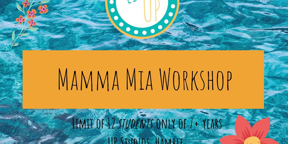 Mamma Mia Workshop
