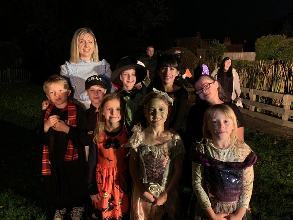SUP Halloween Flash Mob 2019