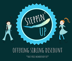 Public Marketing Images - Steppin' UP On