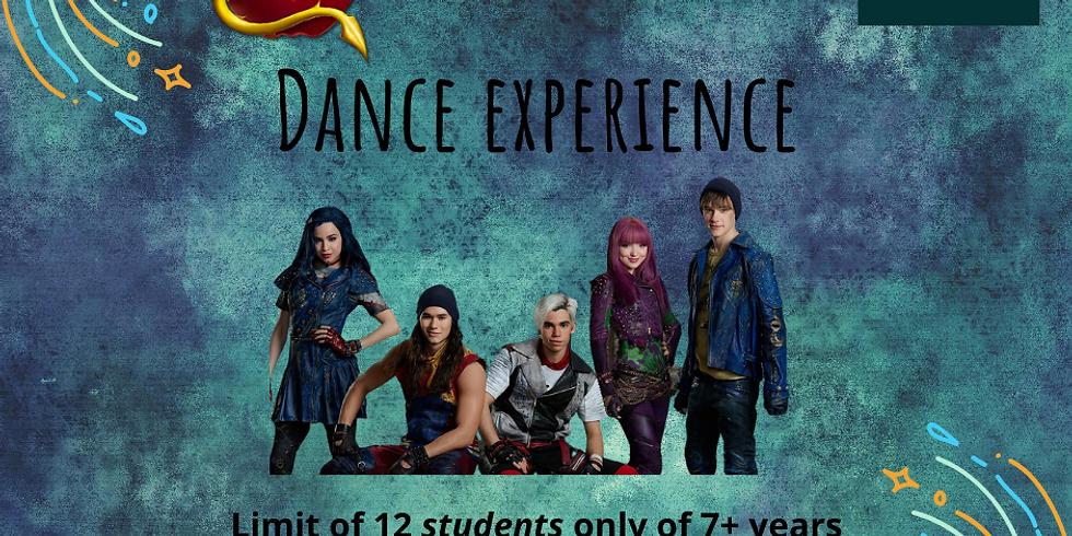 Descendants Outdoor Dance Experience