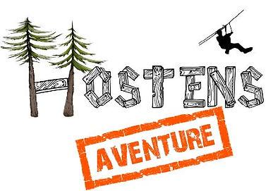 Hostens Aventure Logo