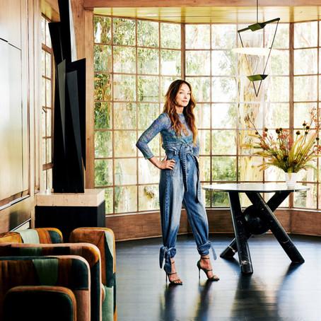 World-renowned interior designer Kelly Wearstler believes good design helps us live and feel better.