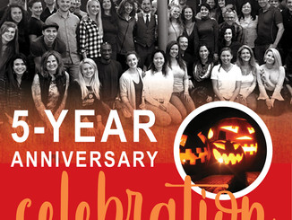 Awaken's 5 Year Anniversary/Halloween Party!