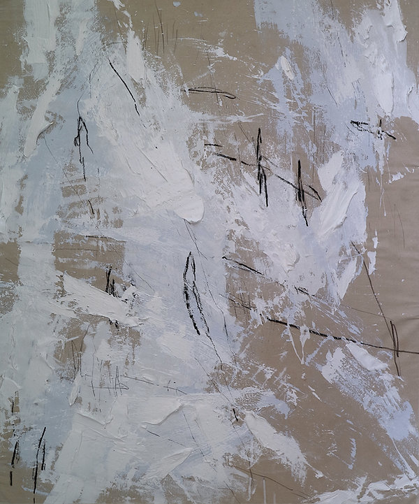 _Intense transition_ 180 x 150 cm, mixed media on canvas, Energy Series, 2021, Price EU 5,