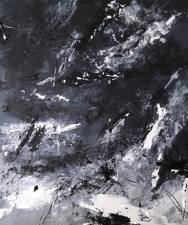 _Blind faith_ 180 x 150 cm, mixed media on canvas, Energy Series, 2021 Ewa Matyja copy.JPG