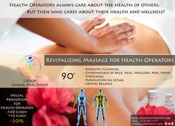 Massaggio Revitalizzante