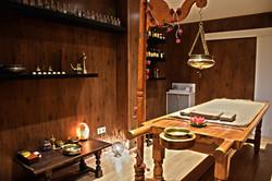 Special Massage / Ayurveda Room