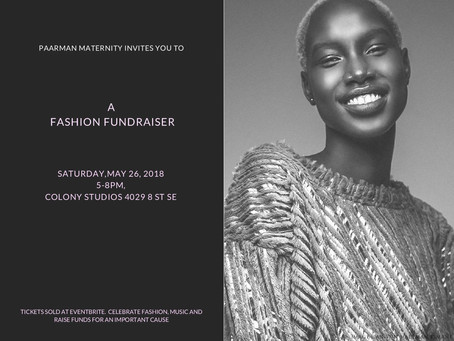 Colony Hosts A Fashion Fundraiser
