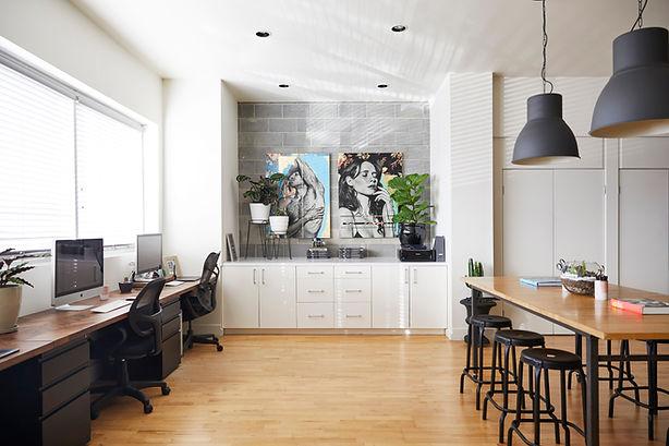 Colony Studio Share & Co Work Space Calgary