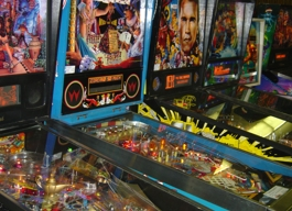 Refurbished Pinball Machines