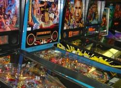 Refurbished Pinball Machines