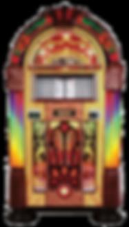 Gazelle CD Rock-Ola Jukebox