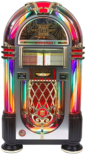 Elvis Presley Collectors Rock-Ola Jukebox