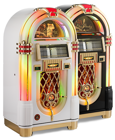 Elvis Presley Music Center Rock-Ola Jukebox