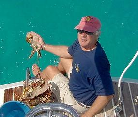 CH.11-2 Wiston sittig holdinig lobster o