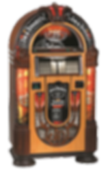 Jack Daniels CD Rock-Ola Jukebox