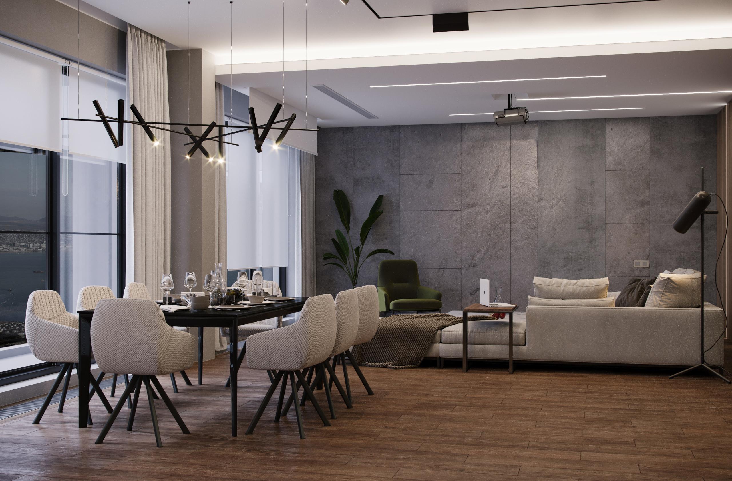 Дизайн дома г. Новороссийск