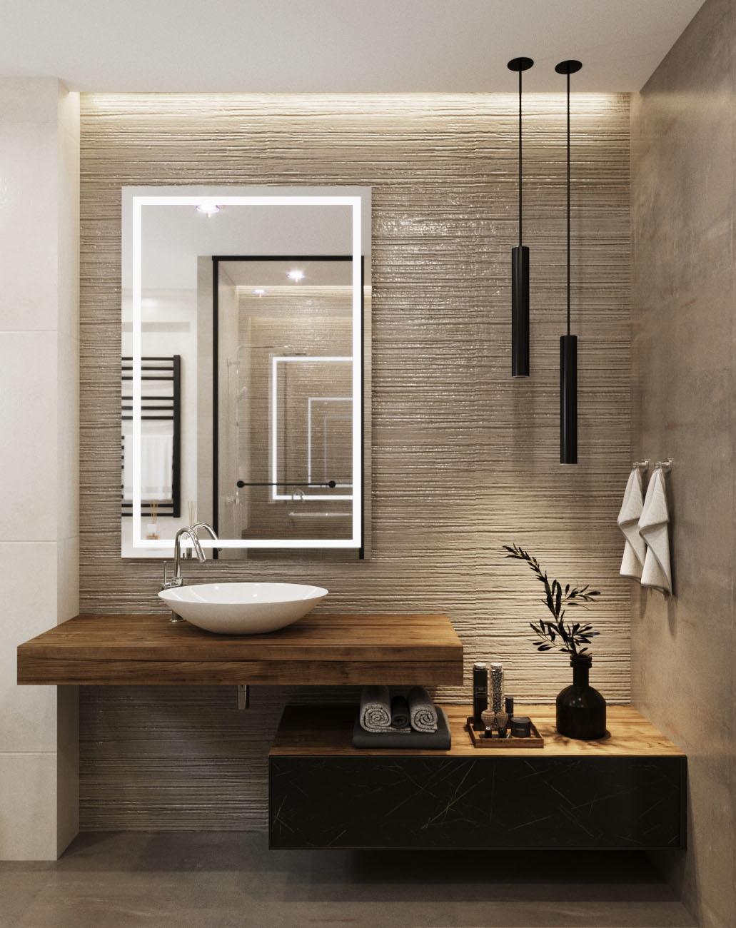 Дизайн ванной г. Майкоп