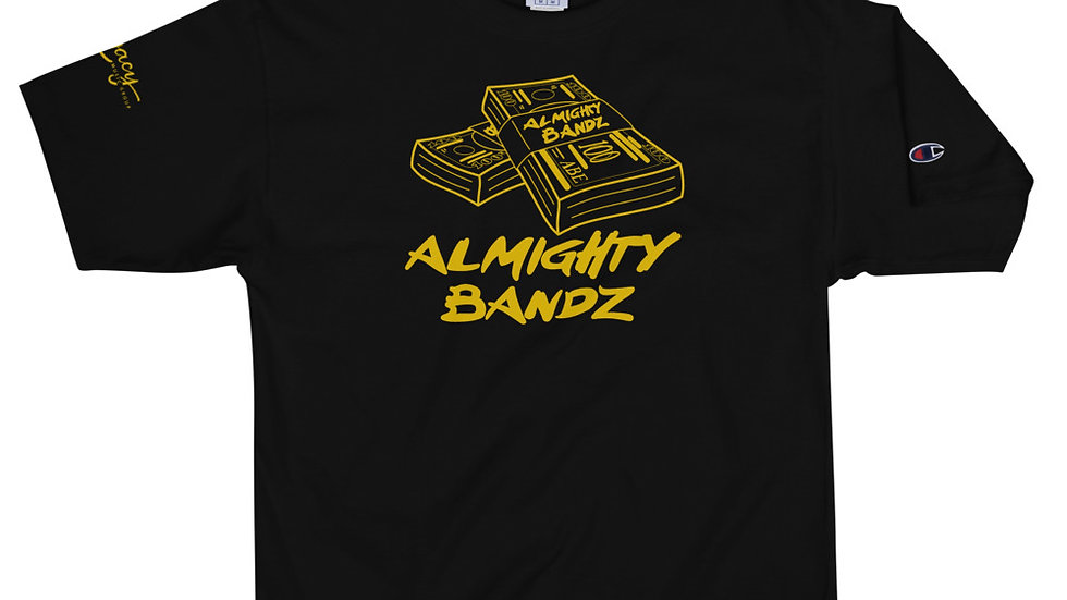 Almighty Bandz [Legacy Exclusive] Men's Champion T-Shirt