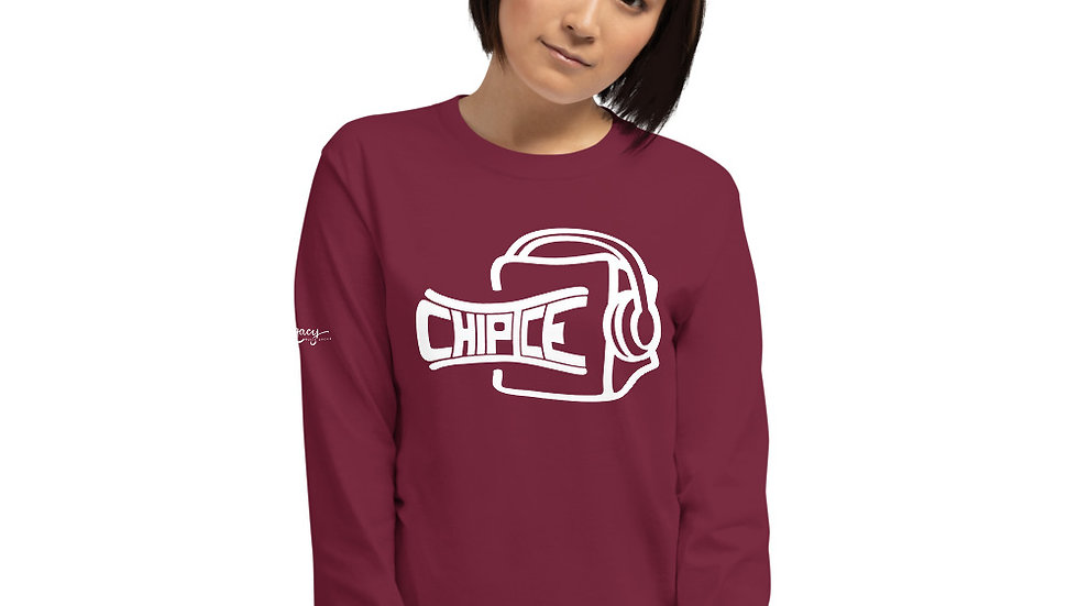 Chip Ice [Legacy Exclusive] Unisex Long Sleeve Shirt
