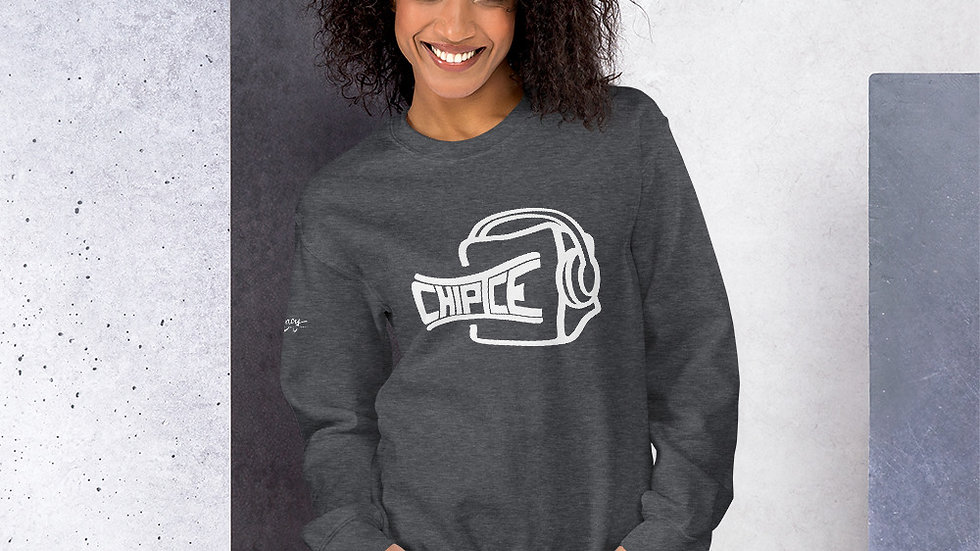 Chip Ice [Legacy Exclusive] Unisex Sweatshirt
