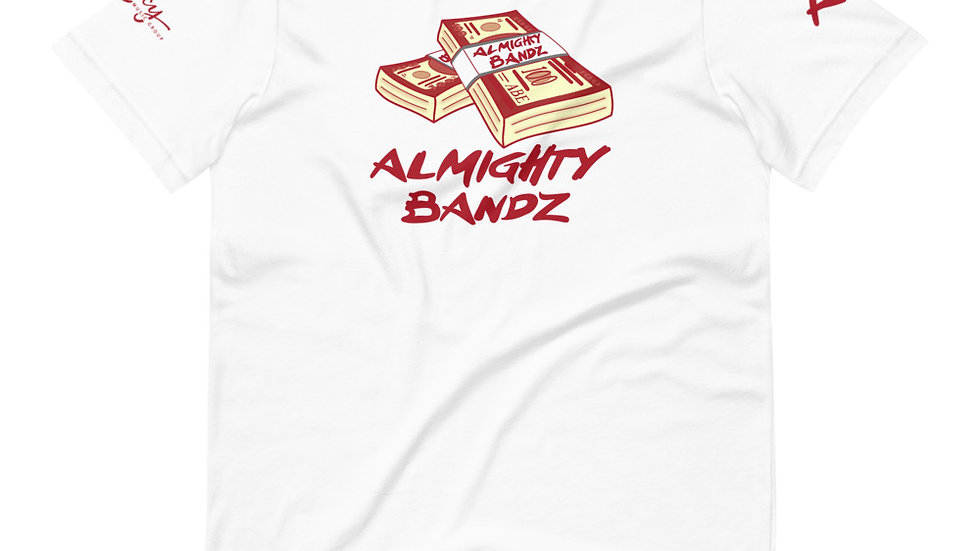 Almighty Bandz [Legacy Exclusive] Short-Sleeve Unisex T-Shirt