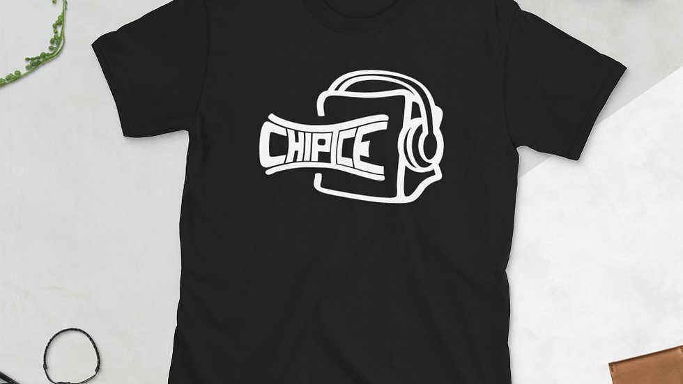 Chip Ice Short-Sleeve Unisex T-Shirt