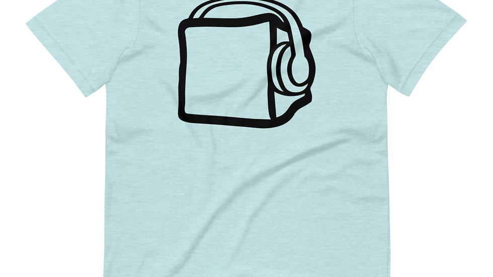 Chip Ice Cube Short-Sleeve Unisex T-Shirt