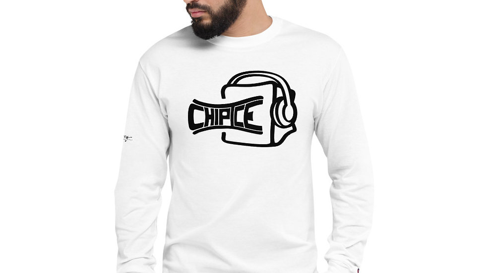 Chip Ice [Legacy Exclusive] Men's Champion Long Sleeve Shirt