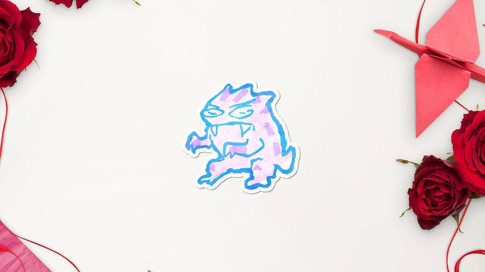 Vapor-Phase [Frozen] Bubble-free stickers
