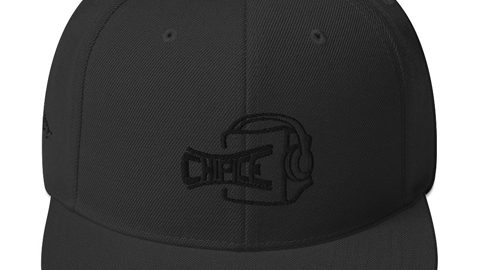 Chip Ice Blackout Edition [Legacy Exclusive] Snapback Hat