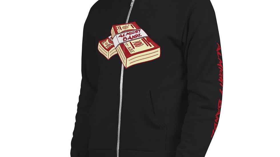 Almighty Bandz [Legacy Exclusive] Zip-Up Hoodie sweater