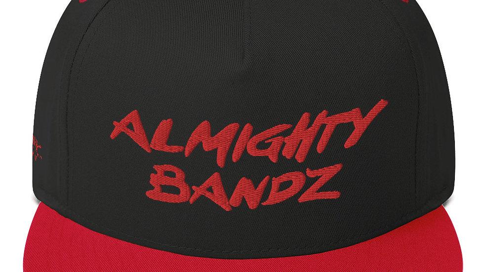 Almighty Bandz Flat Bill Cap