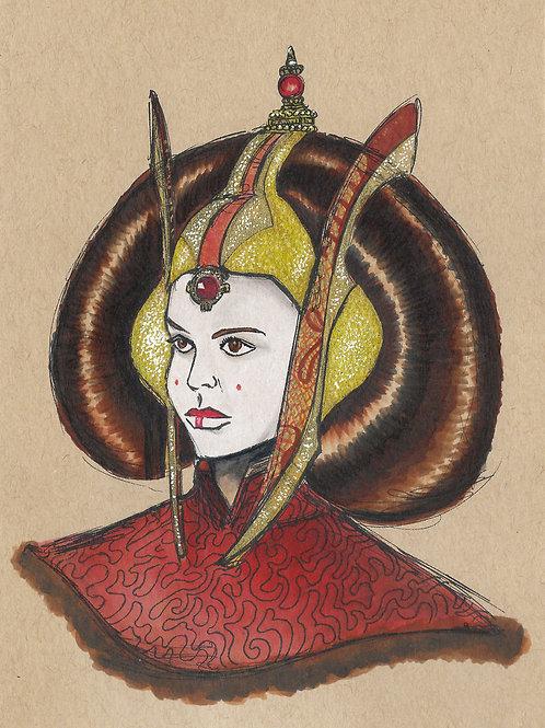 Queen Amidala (Throne Room)
