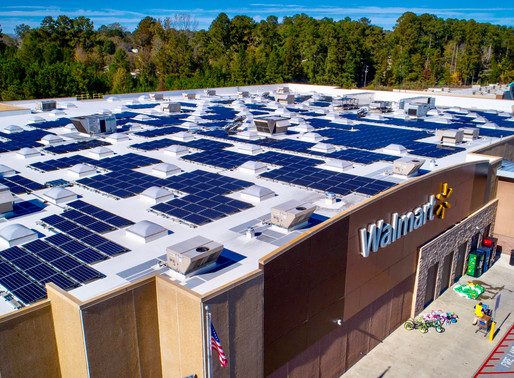 Walmart Executed Agreements for 46 Solar Projects Across the US with C2 Energy Capital