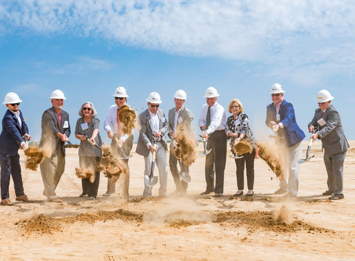 Construction Begins on 51-Megawatt Solar Generation Project in South Carolina