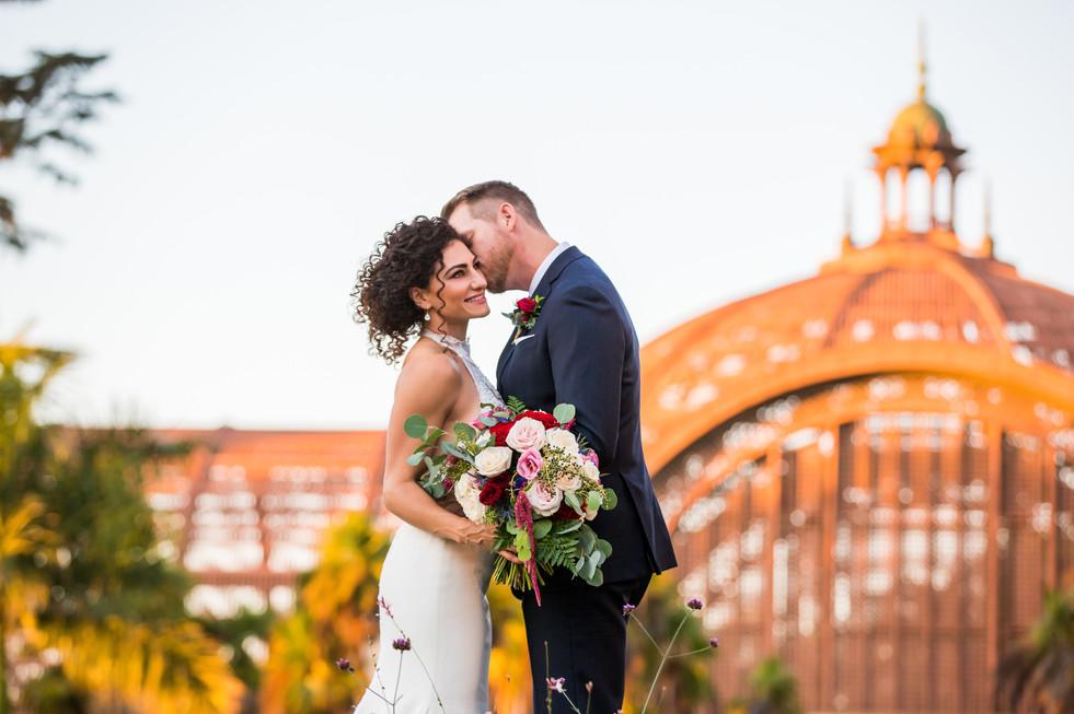 Kristen & Adam Wedding _SanDiegoNaturalHistoryMuseum (35)