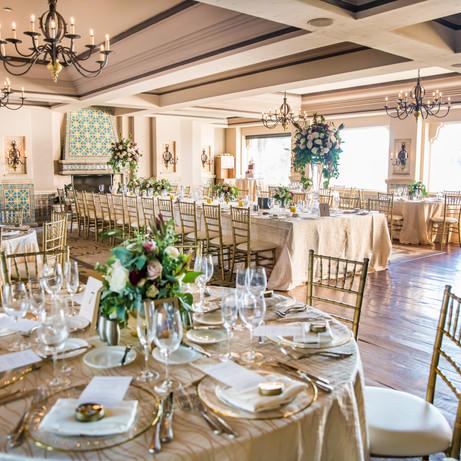 Dani & Clint Wedding Reception @LaValenciaHotel